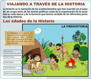 http://www.primerodecarlos.com/TERCERO_PRIMARIA/mayo/Unidad12/cono/actividades/etapas_historia/historia.swf