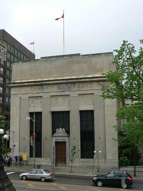Bank of Montreal, Ottawa .