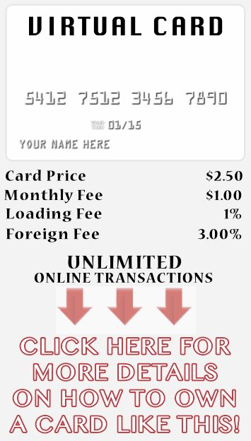 Plastic Card VS Virtual Card - Just Compare it to yours to discover which is better for you and your finances. #plasticcard #virtualcard #cashcard #moneycard #cashcard #card #currencycard #currency #unlimited #unlimitedspending #blackcardalternative #cryptocard #debitcard #creditcard #cards #creditcards #debitcards #cryptocards #currencies #plasticcards #virtualcards #cashcards #moneycards #cashcards #plastic