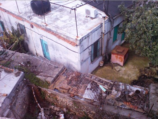 contrast. house. Crete. Greece. Photo: http://se.pinterest.com/berggren_f