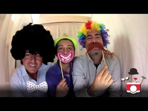 FUNNY-BOOTH: il photo booth in Italia (nord e centro)