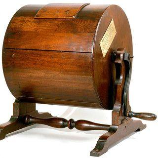 Draft Lottery Wheel, 1863