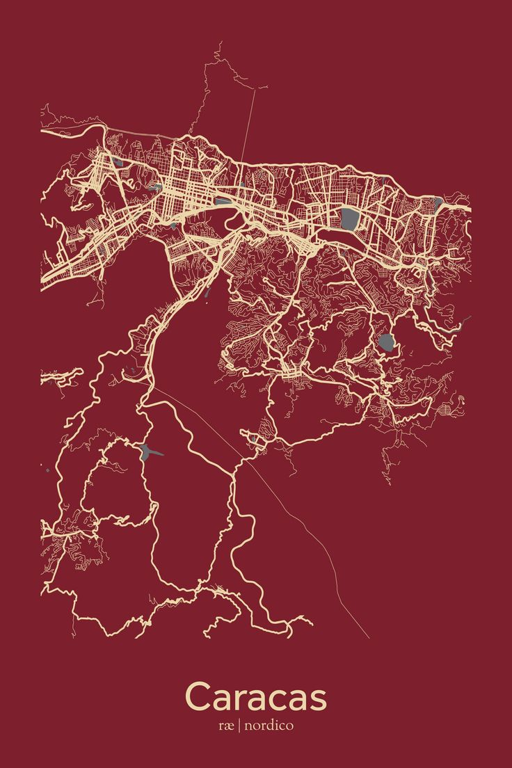 Best MAPAS Images On Pinterest City Maps Illustrated Maps - Venezuela cities small scale map