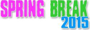 Spring Break College & University Dates | TripSmarter.Com