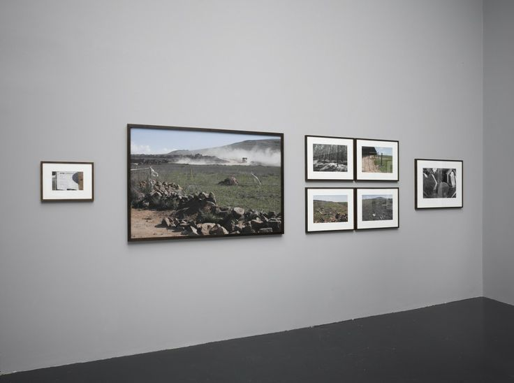 Photographs by Santu Mofokeng (courtesy of the artist and Marker/Lunetta Bartz, Johannesburg). (from left to right) Santu Mofokeng, Denied Access to Graves, 2012, Santu Mofokeng, Driefontein Mine with Graves, Mpumalanga (South Africa), 2012, Santu Mofokeng, Commondale Plantation with Graves, Piet Retief (South Africa), 2012, Santu Mofokeng, Commondale Community Farm, Piet Retief (South Africa), 2012, Santu Mofokeng, Commondale Graves, Piet Retief (South Africa), 2012, Santu Mofokeng…