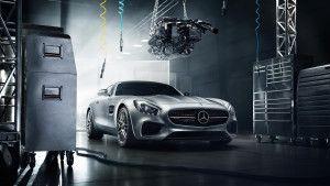 Mercedes Benz AMG New Model HD Wallpaper