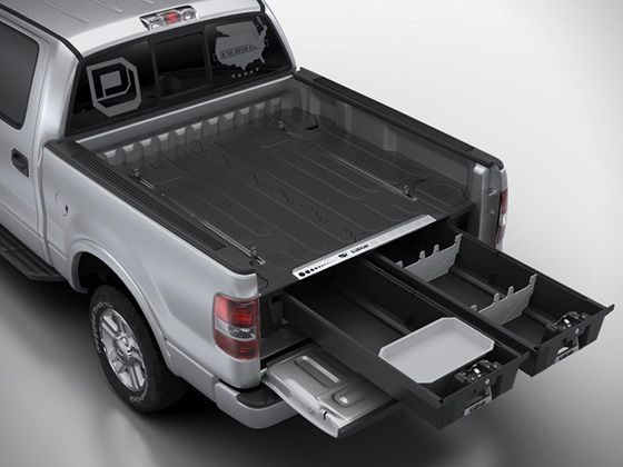 Decked Truck Bed Organizer