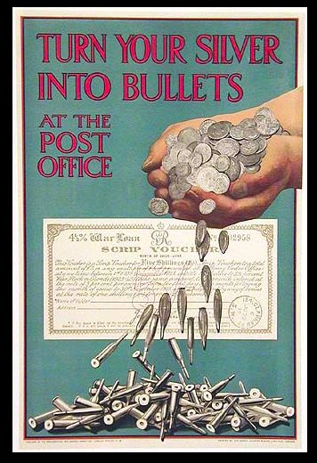 Turn your silver into bullets