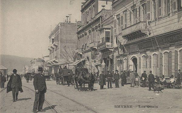 İzmir Limanı  OBA Koleksiyonu   AHIZM003