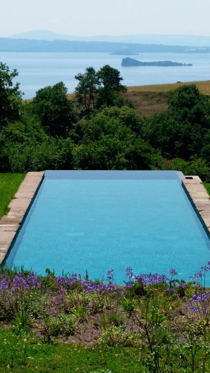 17 migliori idee su piscina privata su pinterest piscina - Sognare piscine ...