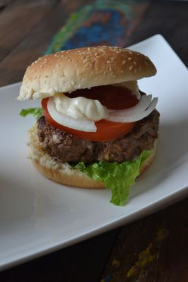 Hamburgers maak je lekker zelf2