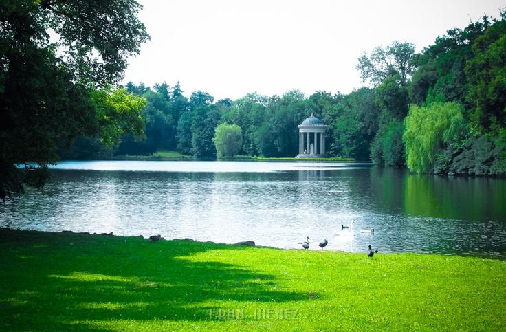 Palacio de las Ninfas. Baviera, Munich, Alemania.   Fran Menez. Fotografía Creativa.  www.franmenez.com
