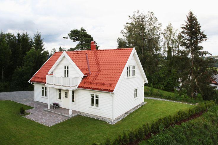 En bolig det er lett å like