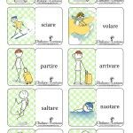free italian flashcards
