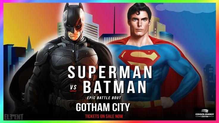 SUPERHEROES BATTLE - SUPERMAN vs BATMAN + JOKER RETURNS! 💥