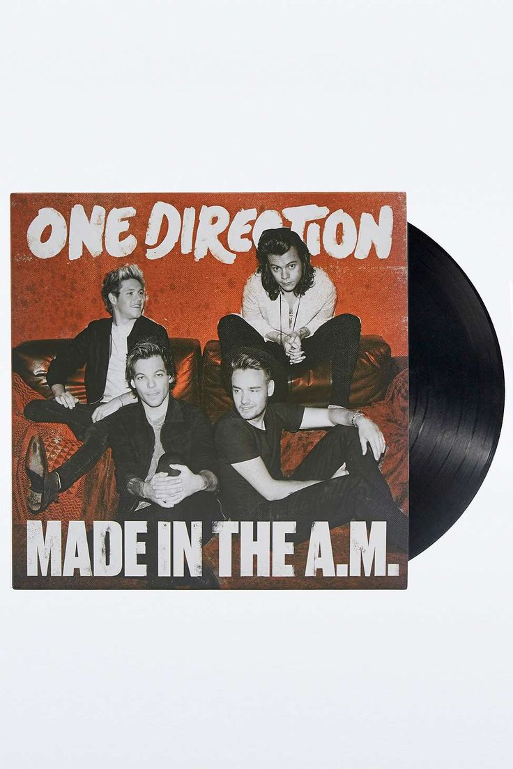 Disque vinyle One Direction : Made In The A.M.