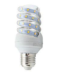 7W E26/E27 Bombillas LED de Mazorca Tubo 40 SMD 2835 600 lm Blanco Cálido / Blanco Fresco Decorativa AC 85-265 V 1 pieza