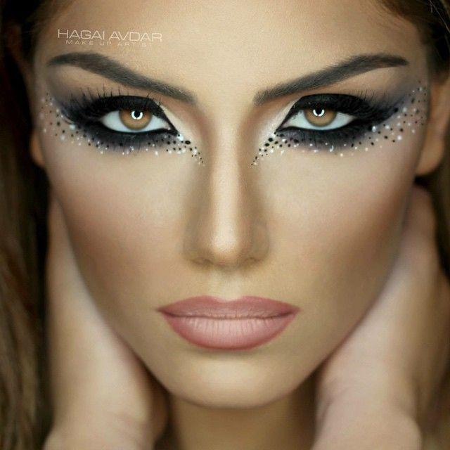 catlike dangerous www.makeup-partner.ch (artist unknown)