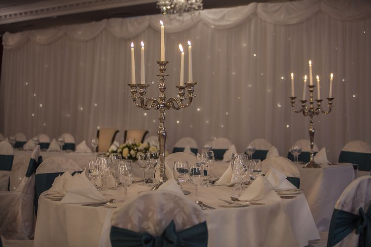 The Aisling Suite - can accommodate up to 350 people for a wedding