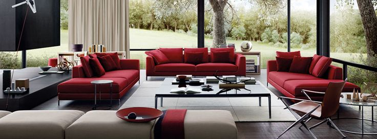 Chair: CRINOLINE – Collection: B&B Italia Outdoor – Design: Patricia Urquiola