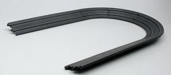 "MegaHobby.com - 9"" Radius Banked Curve Track HO AFX, $26.99 (https://www.megahobby.com/products/9-radius-banked-curve-track-ho-afx.html)"