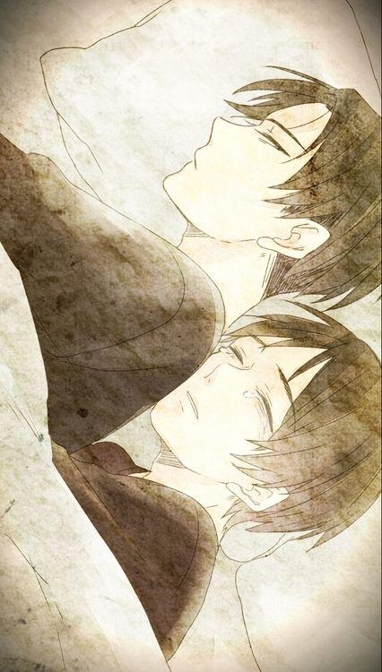 Levi & Eren