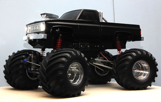 Tamiya clodbuster I remember these growing up my uncle had one. I would like to build one  for myself. It's on my list.