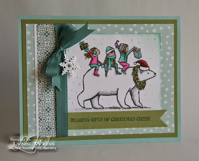 Stampin' Up! Bearing Gifts, LW Designs