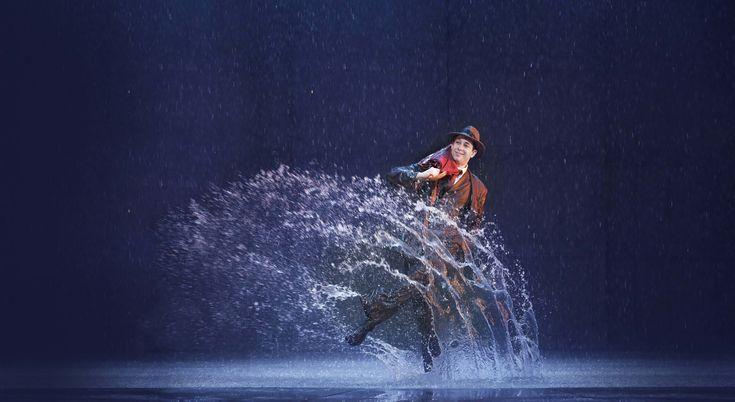 Theatre Review: Singin' In The Rain  Singin' in the Rain Nuffnang Australia