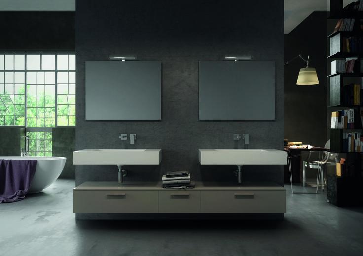 Luca Sanitair Globo Incantho meubellijn - Product in beeld - Startpagina voor badkamer ideeën | UW-badkamer.nl