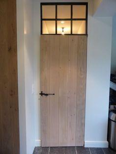 deur staal hout - Google zoeken