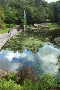 Williamson Park, Lancaster, England