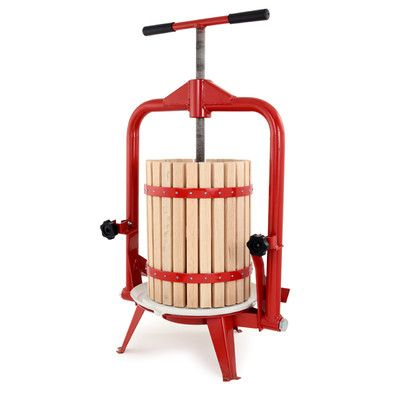 TSM Products Harvest Deluxe Fruit and Wine Press & Reviews | Wayfair