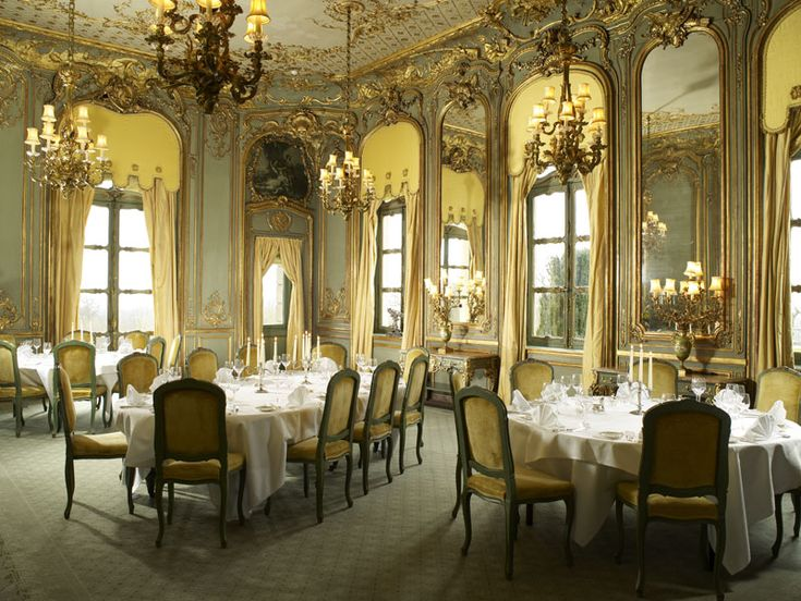 French Dining Room Cliveden