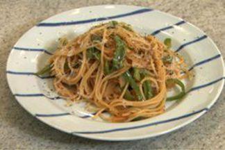 Spaghetti Napolitana - Japanese style