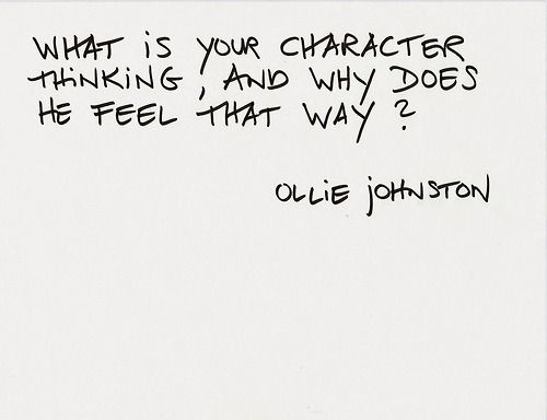Character Design Quotes : Quotes ollie johnston character design pinterest