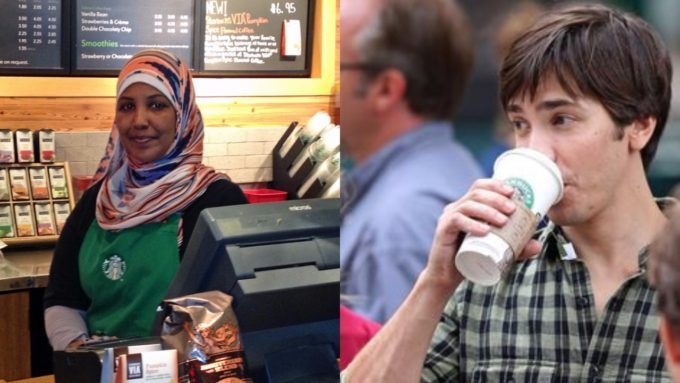 BOOM! Starbucks is facing KARMA. The most popular coffee franchise in the world decided to fight against President Trump's policy and hiring tens of thousands of Muslim 'refugees'. Now, their business is getting destroyed by