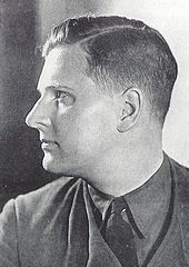 Baldur von Schirach – Reichsjugendführer der NSDAP und damit Leiter der Hitler Jugend