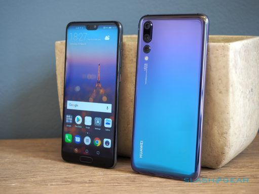 Huawei P20 Pro and P20 hands-on: Triple Leica lenses and AI #Google