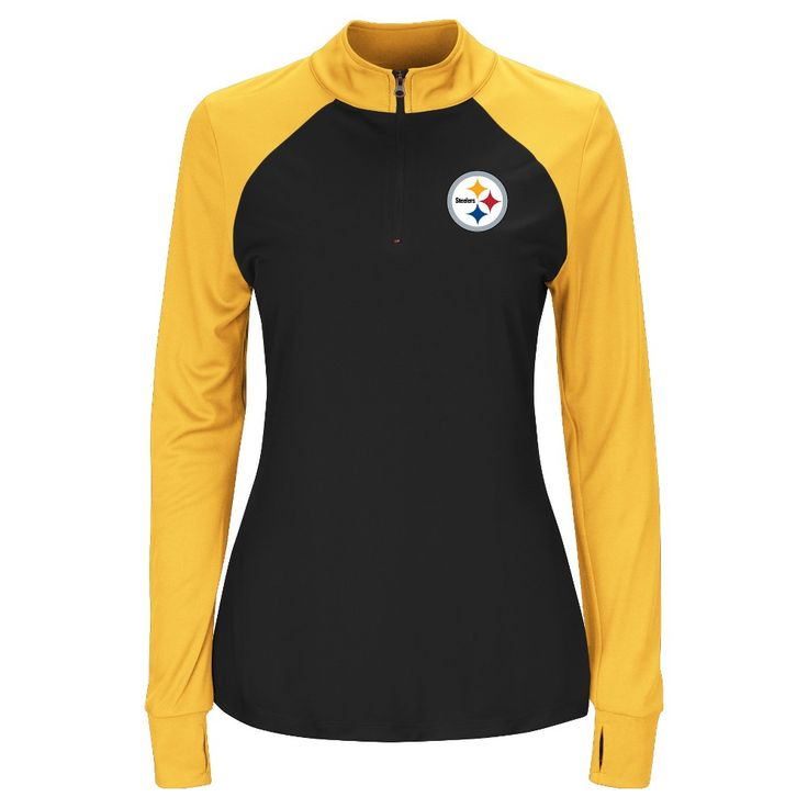 Sweatshirts Pittsburgh Steelers Team Color XL, Women's, Gray Multicolored