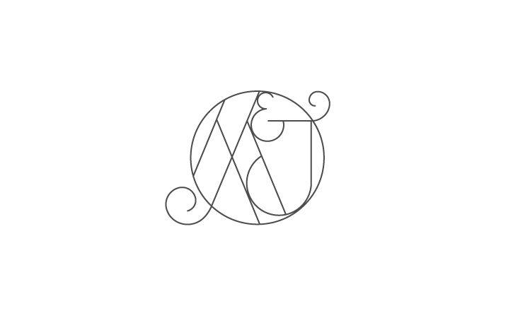 Best 25 Art deco monogram ideas on Pinterest  Art deco
