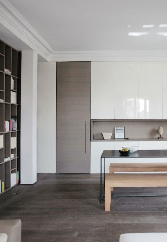 Die besten 25+ taupe Küchenschränke Ideen auf Pinterest beige - arbeitsplatz drucker wohnzimmer verstecken