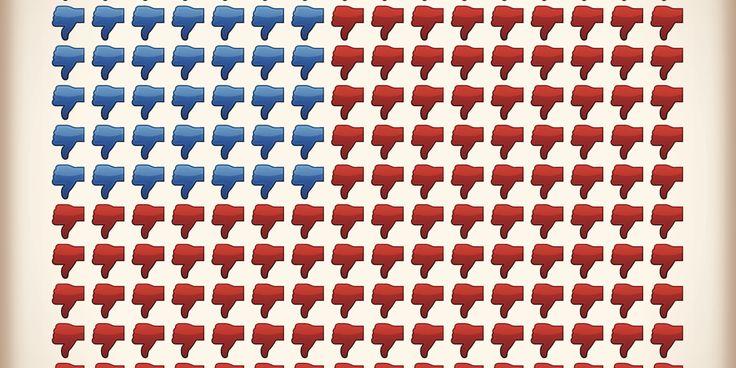 15 raisons pour lesquelles la politique américaine est devenue un désastre apocalyptique