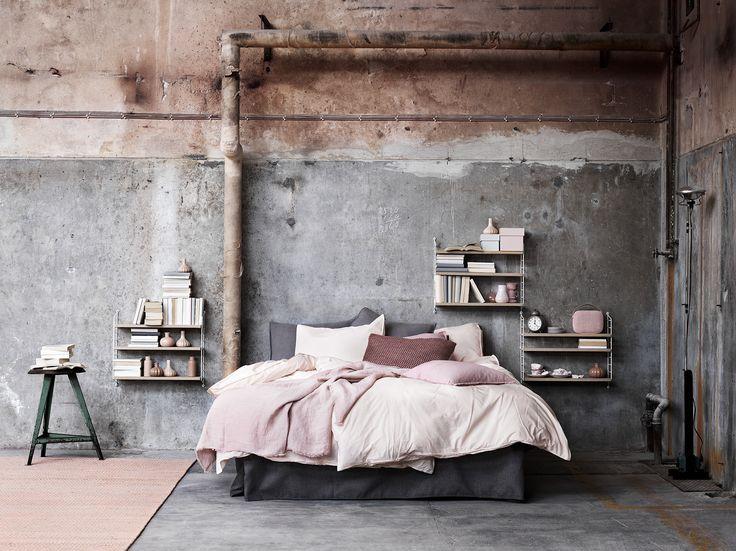 string news ss 2016 - Concrete Bedroom 2016