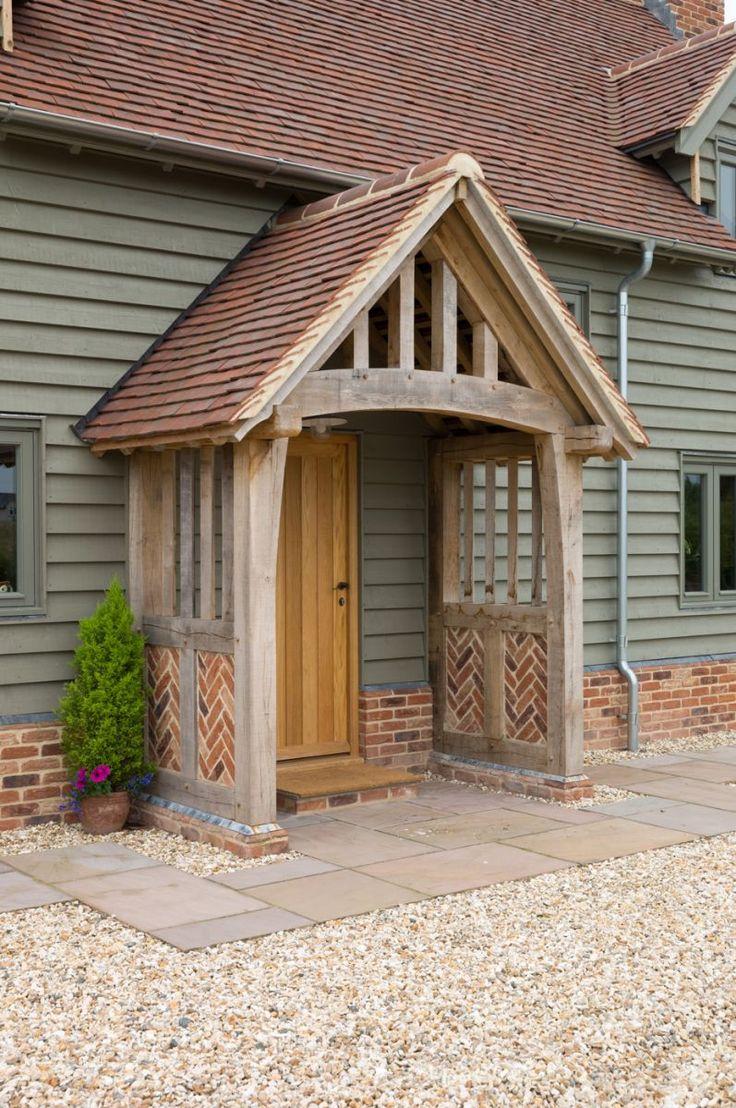 Barns & Contemporary – Border Oak – oak framed houses, oak framed garages and structures.