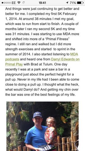 202 best success stories images on pinterest paleo success marks daily apple has just posted a 100lb weight loss success story where i played malvernweather Gallery