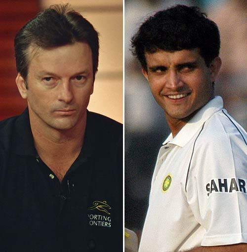 Steve Waugh praised Sourav Ganguly crediting him with having instilled toughness in national side, do you support his statement?