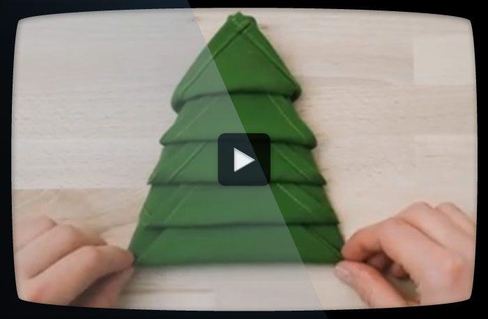 Vik en gran till julens dukning – jättefint och jättelätt! - Sköna hem