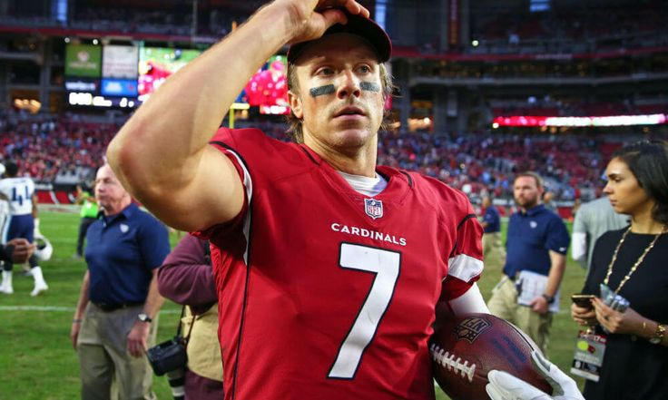 Arians says Gabbert has smarts of Manning and Luck = Arizona Cardinals head coach Bruce Arians says that quarterback Blaine Gabbert has the smarts of Peyton Manning and Andrew Luck, according to.....
