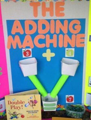 Adding Machine - LOVE
